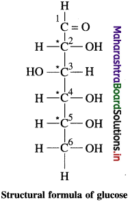 Maharashtra Board Class 12 Chemistry Solutions Chapter 14 Biomolecules 14