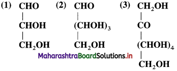 Maharashtra Board Class 12 Chemistry Solutions Chapter 14 Biomolecules 4